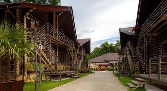 Отель Ягода Малина