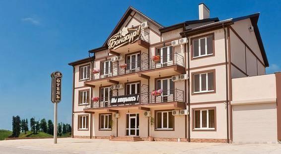 Отель Бонжур