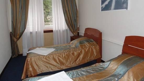 Пик Европы Отель