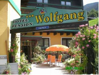 Pension Wolfgang