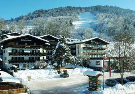 St. Hubertushof Hotel