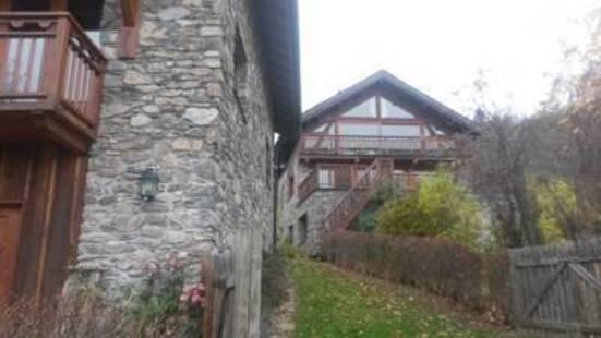 Chalet Au Bout Du Village