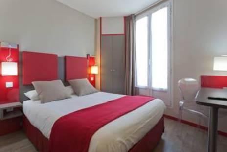 Best Western Eiffel Auteuil Hotel