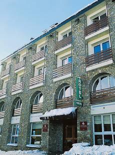 Confort Soldeu Hotel