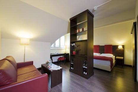 Nh Salzburg City Hotel