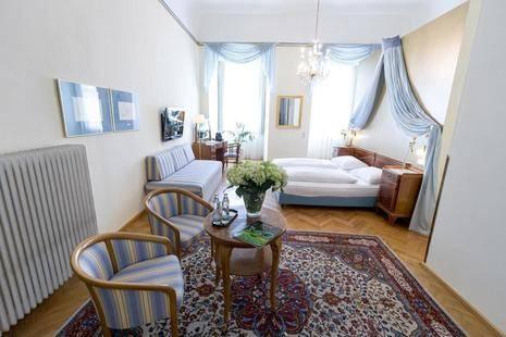 Palais Erzherzog Johann Hotel