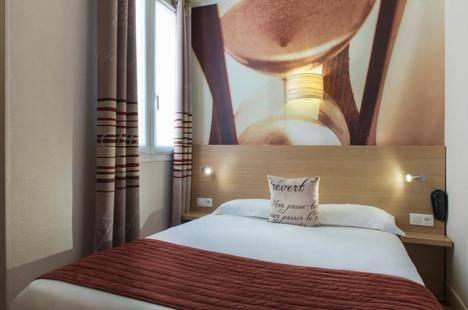 Ariane Montparnasse Hotel