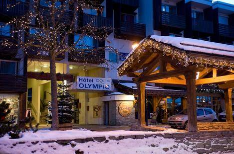 Courchevel Olympic Hotel