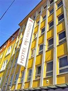 Hotel Amedia Express Salzburg City (Ex Belmondo Hotel)