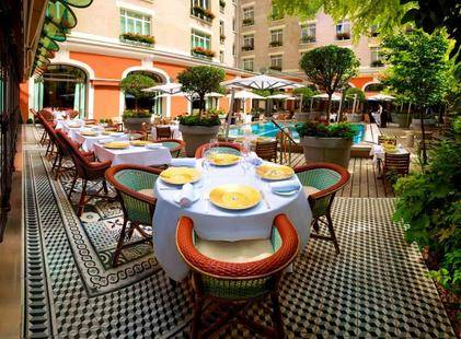 Le Royal Monceau Raffles Paris Hotel