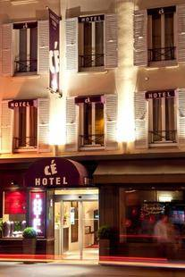 Courcelles Etoile Hotel