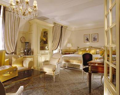 Le Meurice Hotel