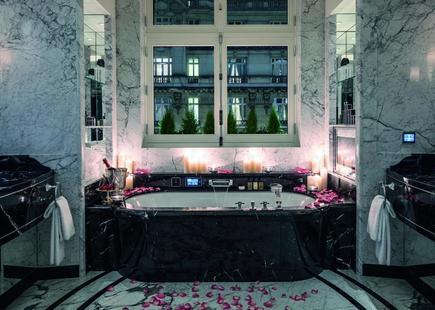 The Peninsula Paris Hotel
