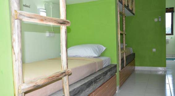 Hostel World, The Eco Living