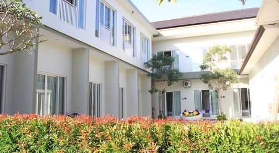 The Vinhill Studio Bali Apartment