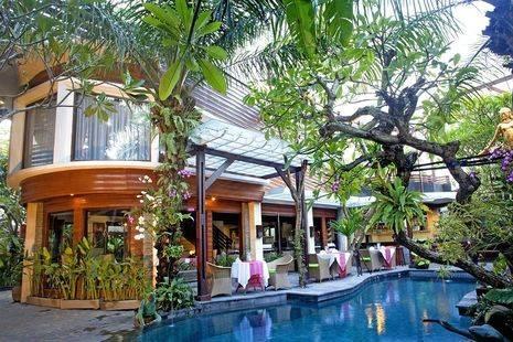 The Bali Dream Suite Villa Seminyak