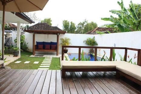 Kubusuci Private Villa @ Jimbaran
