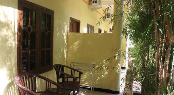 Bali Kaffirlime Inn