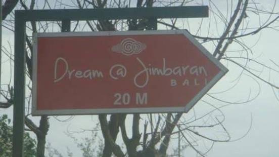 Dream @ Jimbaran