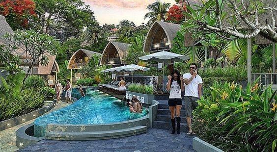 Hidden Valley Resort Bali