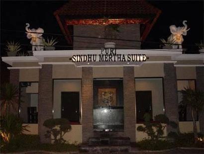 Puri Sindhu Mertha Suite