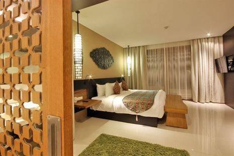 Vouk Hotel And Suites (Ex The Puri Nusa Dua)