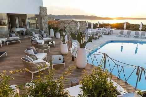 Grand Relais Dei Nuraghi Hotel