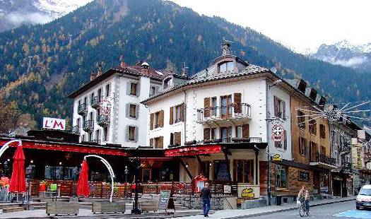 Croix Blanche Hotel