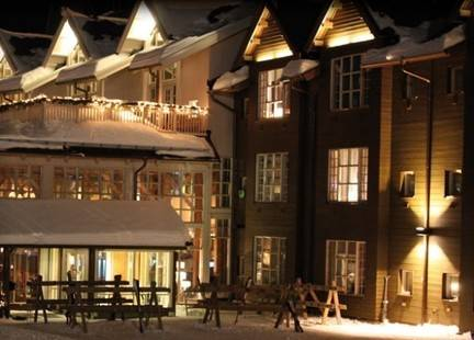 Ski Lodge Lindvallen