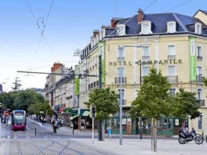 Campanile Dijon Centre Gare
