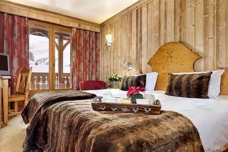 Les Sorbiers Hotel