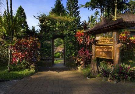 Cempaka Belimbing Villas