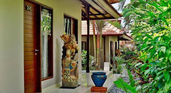 Taman Harum Cottages