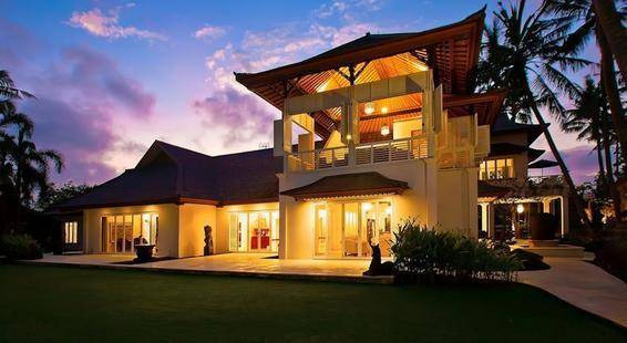 Puri Nirwana Luxury Beachfront Villa