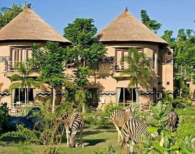 Mara River Safari Lodge At Bali Safari & Marine Park