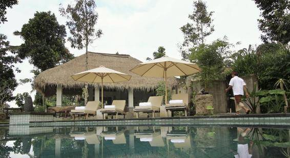 Puri Sebatu Resort