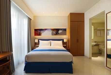 Zia Bali Hotel (Ex. Holiday Inn Express Bali Kuta Square)