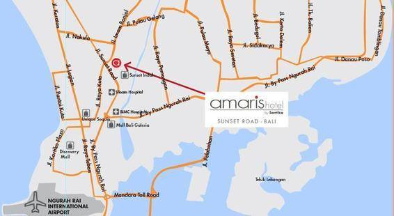 Amaris Hotel Sunset Road - Bali