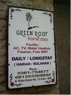 Green Roof Homestay