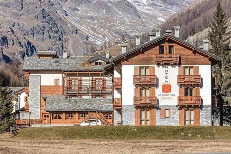 Lo Scoiattolo Hotel