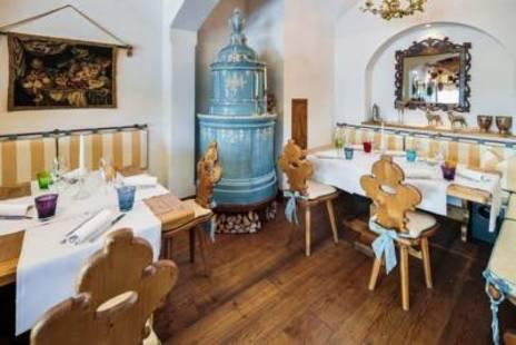 Cristallino D'Ampezzo Hotel