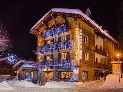 Courmayeur Hotel