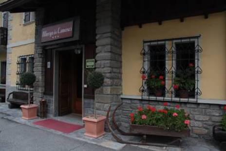 Albergo Dei Camosci Hotel