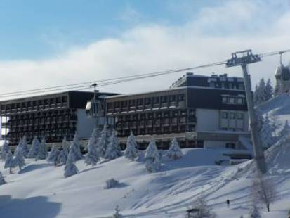 Palace Sestriere Resort (Ex. Residence Palace)