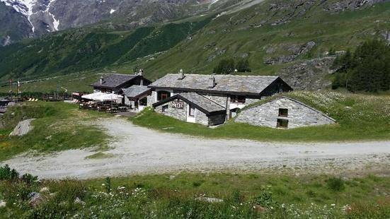 Baita Cretaz Hotel