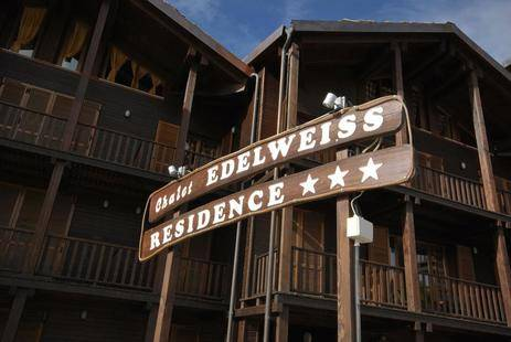 Residence Chalet Edelweiss