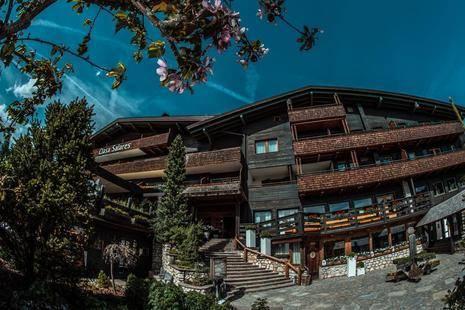 Ciasa Salares Hotel