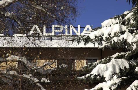 Alpina Hotel