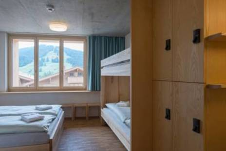 Gstaad Saanenland Youth Hostel