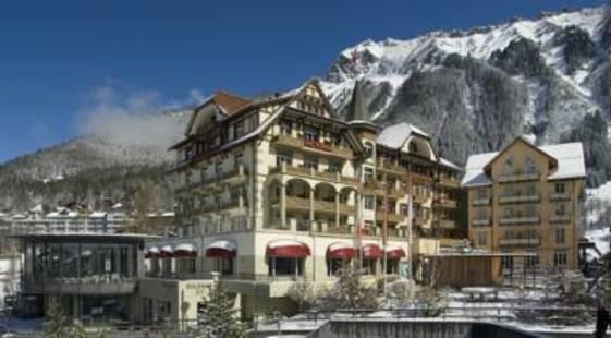 Victoria Laubernhorn Spa & Hotel